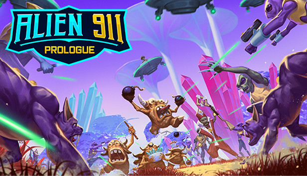 Alien 911 Prologue now is available on Steam
