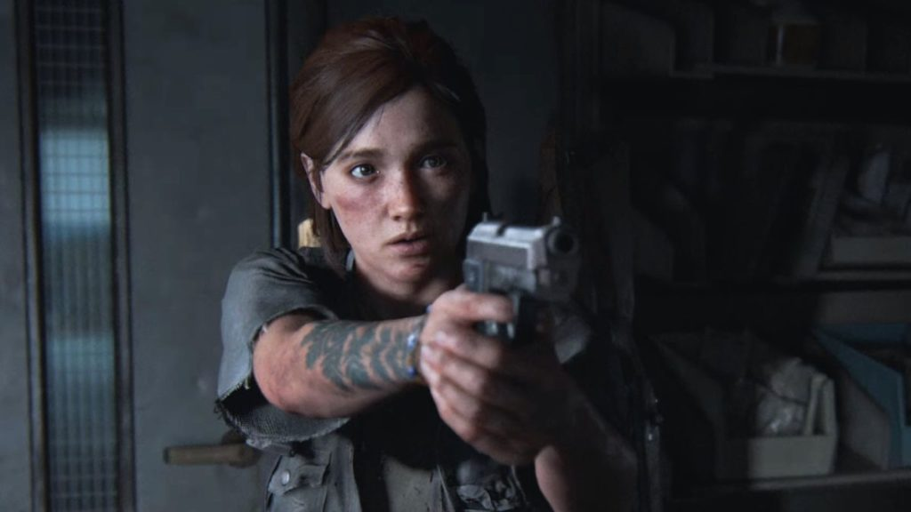 The Last of Us II — Ellie