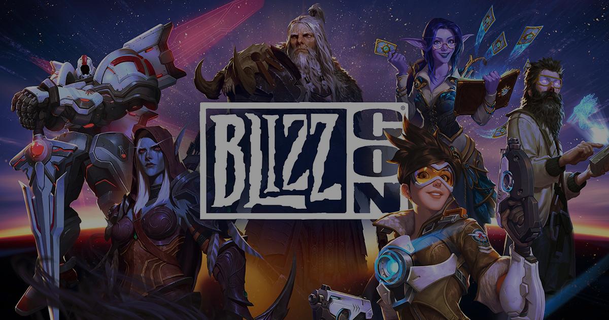 Blizzcon 2021: a quick recap