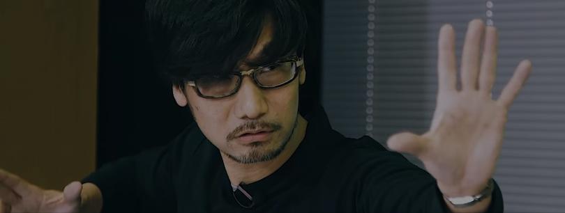 interesting facts about Hideo Kojima